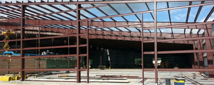 Commercial Steel Building Civil Engineering Houston Tx