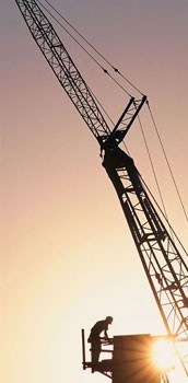 Crane, Steel Building Contractor Port of Houston | Port of Houston, TX