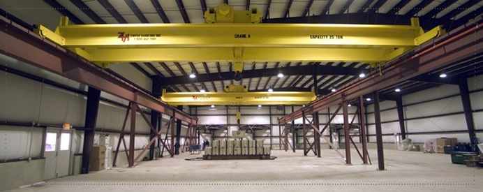 Overhead crane houston TX